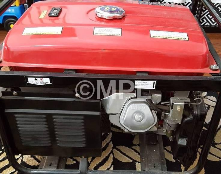 Pull Start For Power Pro 5500 Generator
