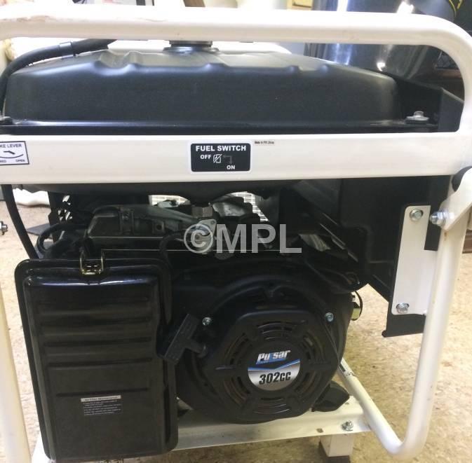 Replaces Pulsar PG6000 Generator Carburetor