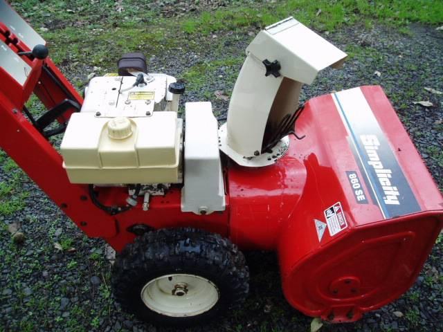 Replaces Simplicity 860se Model 1691900 Snow Er Carburetor