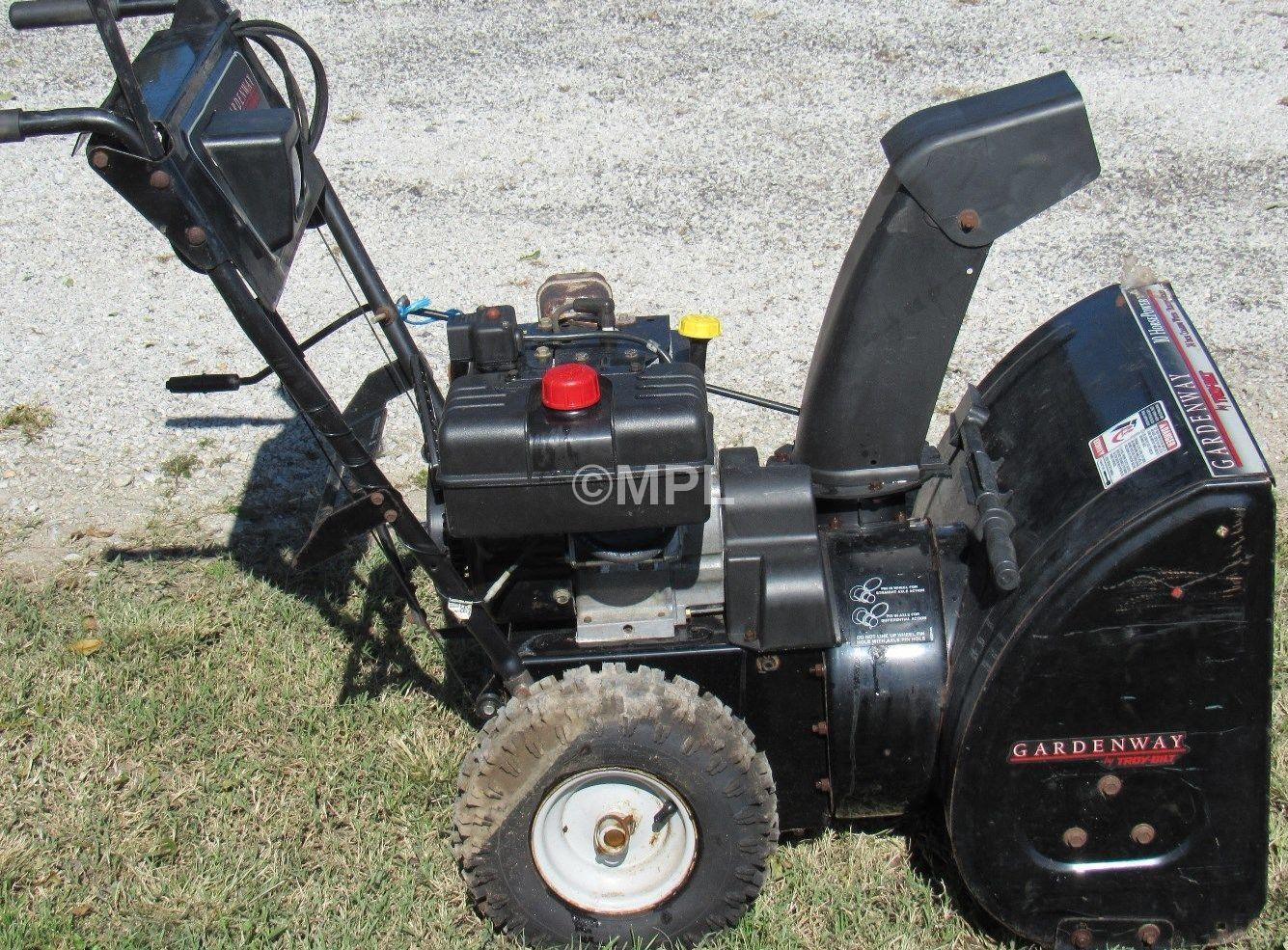 Replaces Troy Bilt Model 31BE665E118 Snow Blower Pull Start