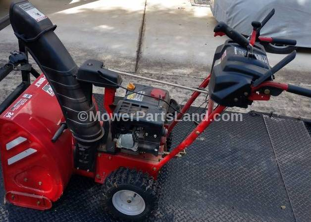 Replaces Troy Bilt Storm 2420 Model 31AM63P2766 Snow Blower Carburetor