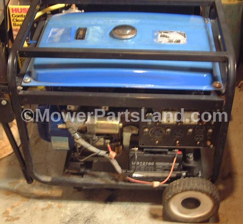 Replaces Chicago Electric 66604 16hp 6500 7000 Generator