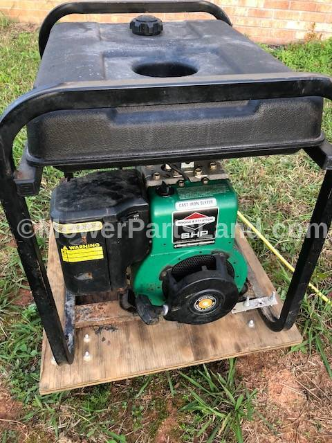 Coleman Powermate 4000 Powerbase Extended Run Generator Carburetor Mower Parts Land