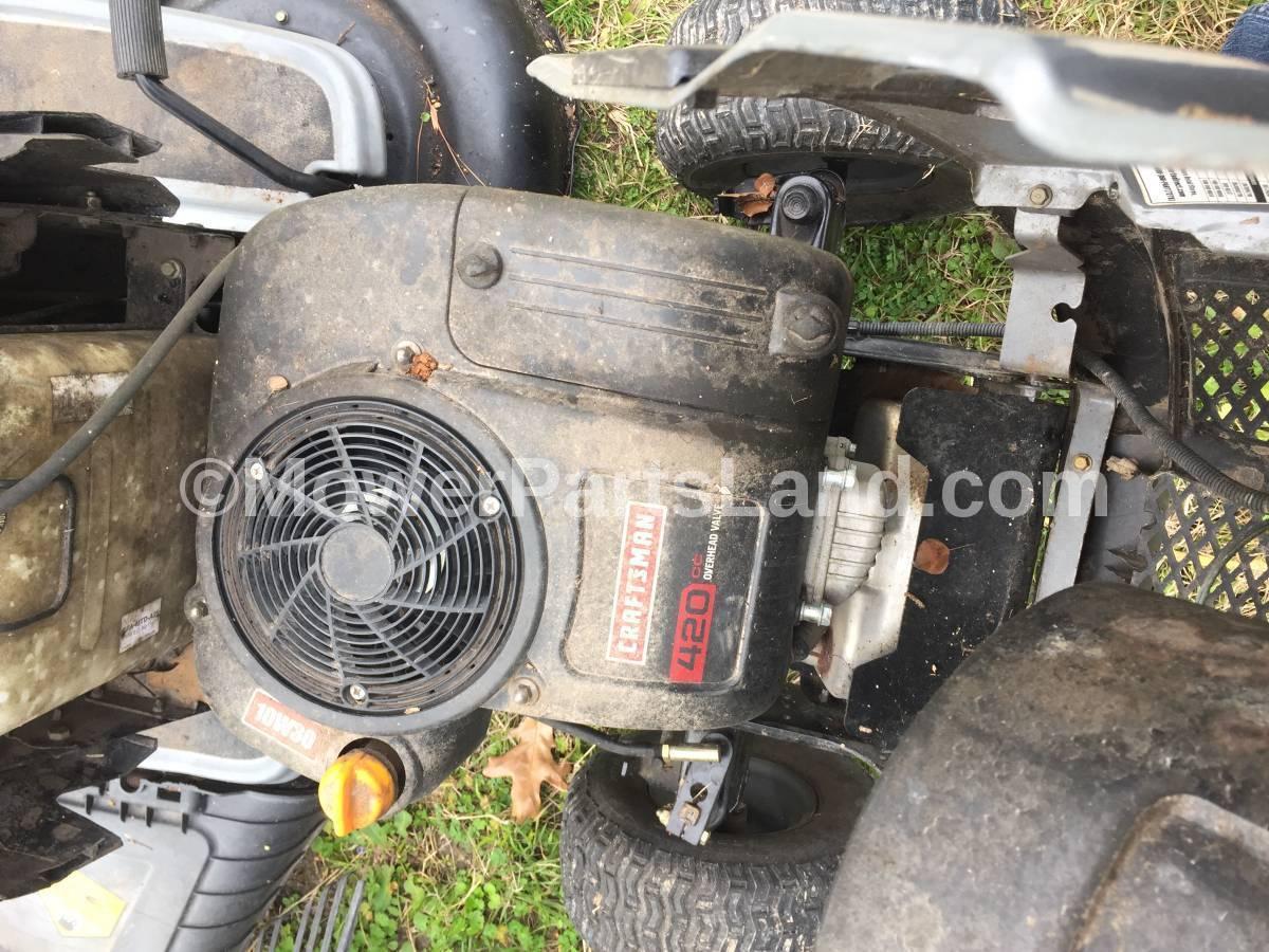 Carburetor For Craftsman T1000 420cc Engine Lawn Tractor