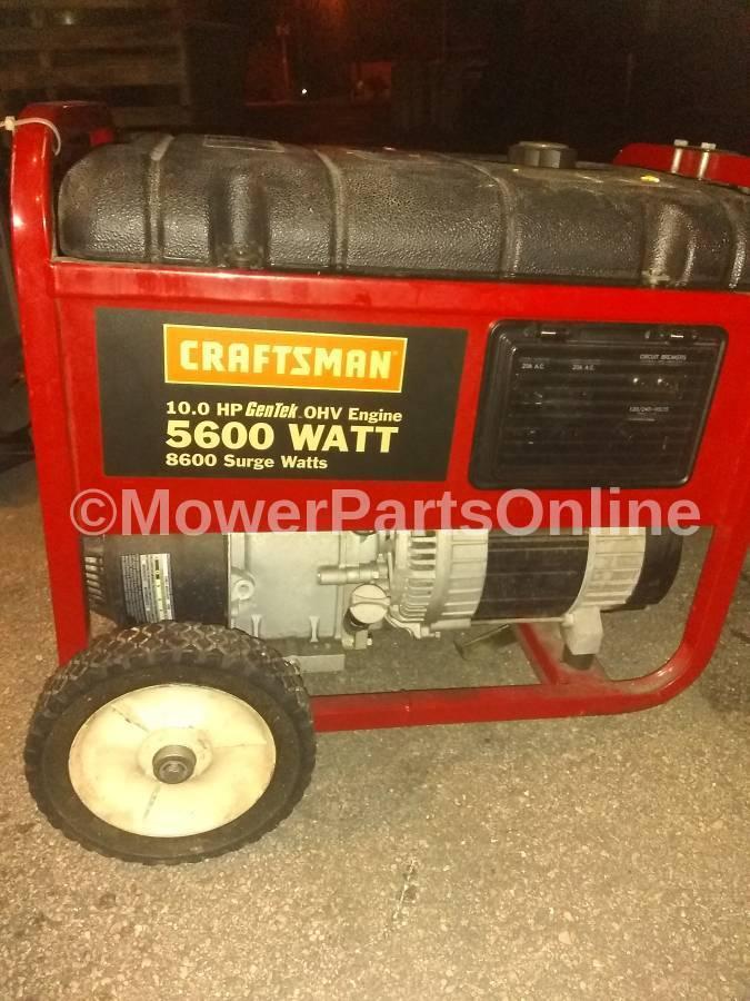 Replaces Craftsman 5600 8600 Watts 10hp Generator Carburetor