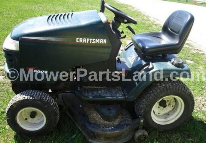 Replaces Craftsman Gt3000 Lawn Tractor 23hp Kohler V