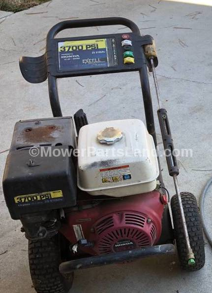 Replaces Devilbiss Excell Zr3700 Pressure Washer