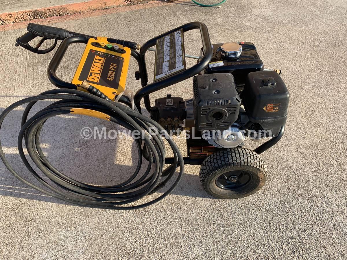 Replaces Dewalt Dxpw4240 Pressure Washer Air Filter