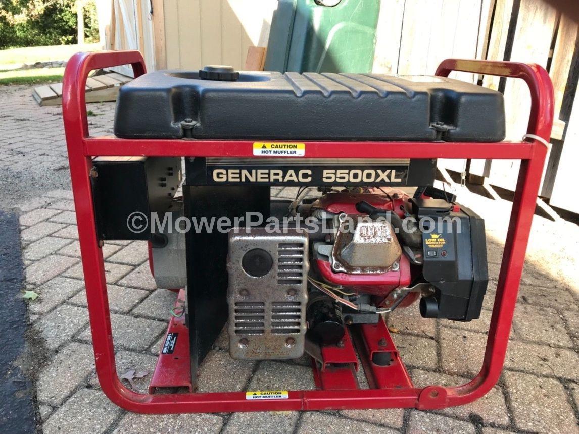 Replaces Generac 5500XL Generator Carburetor