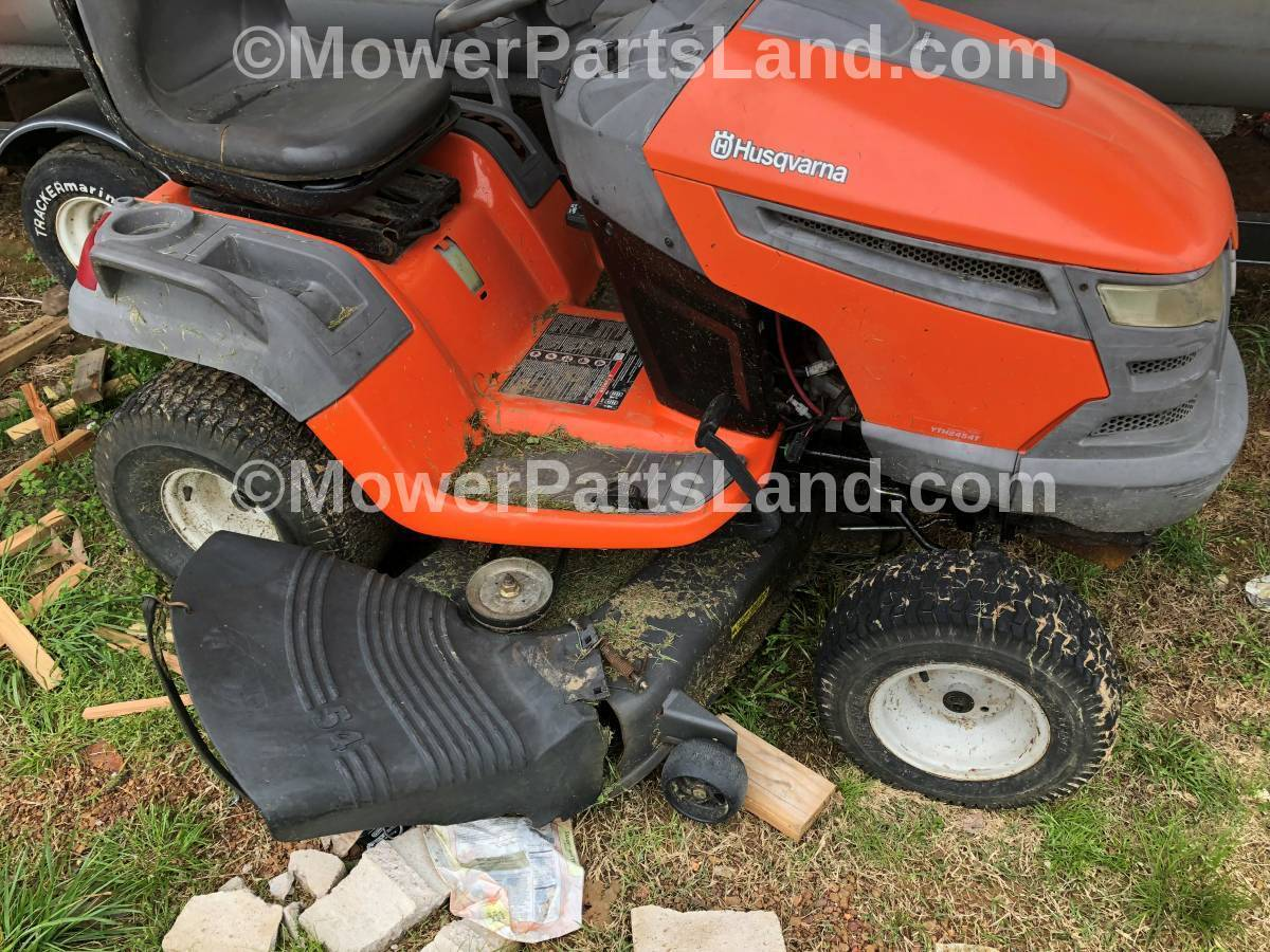 Husqvarna Yth2454t Lawn Tractor Parts Mower Parts Land