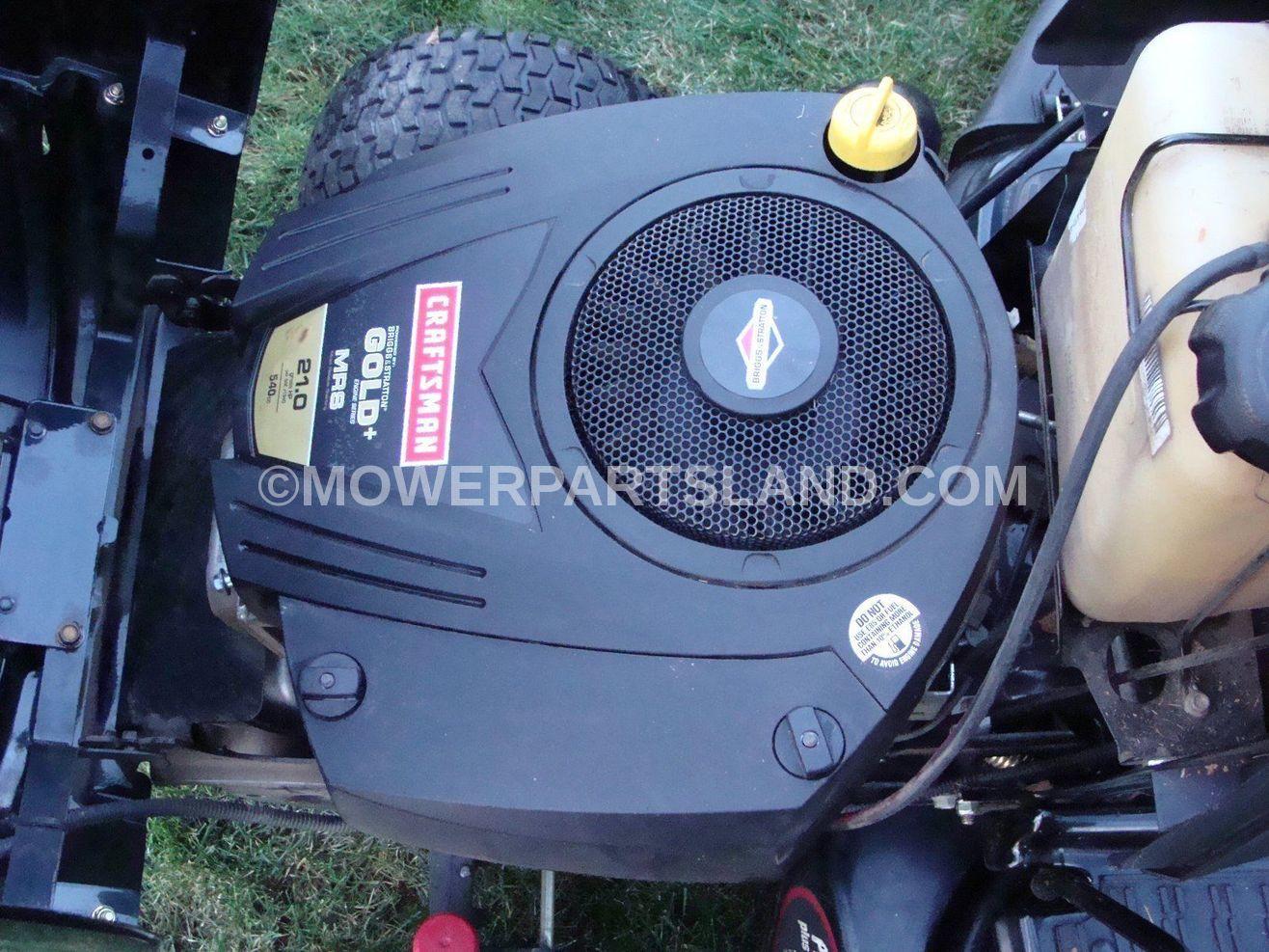 Replaces Craftsman Model 247 288851 Lawn Tractor Deck Belt