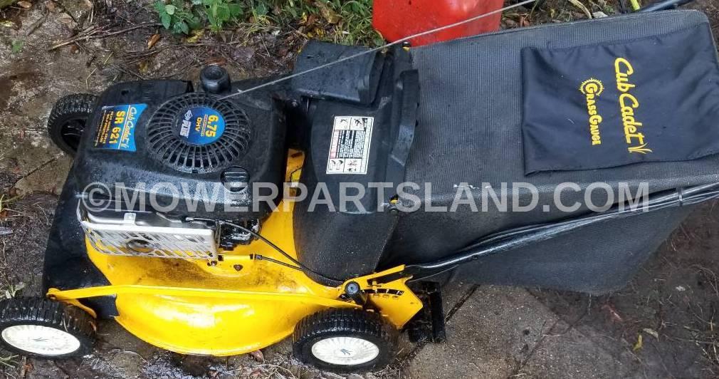 Replaces Cub Cadet SR621 Lawn Mower Carburetor