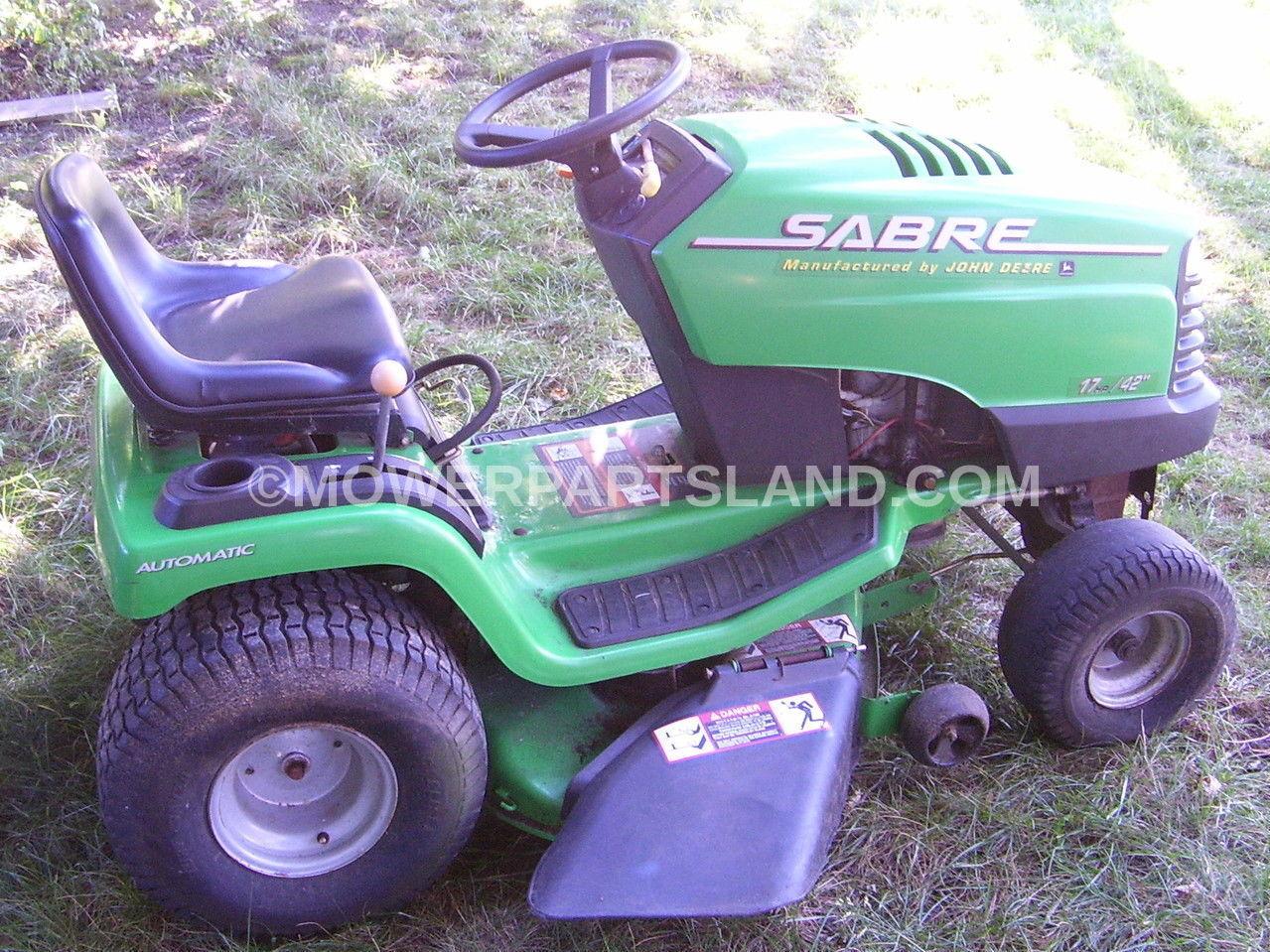 John Deere Sabre >> Replaces Sabre John Deere 17hp 42 Lawn Tractor Carburetor