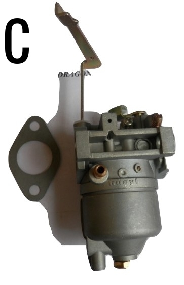 Replaces Carburetor For EF5200DE Generator