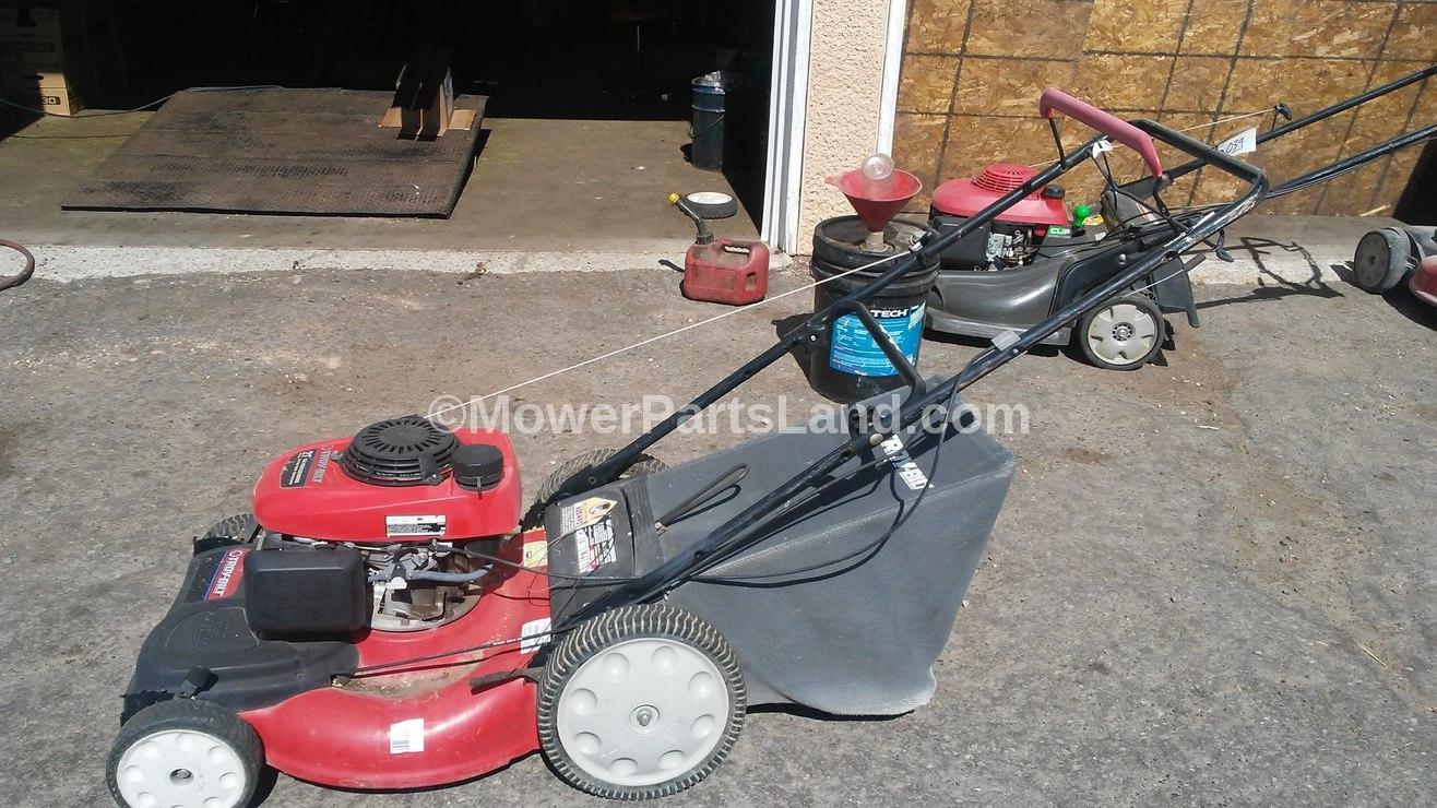 Carburetor For Troy Bilt Model 12a 562q711 Lawn Mower