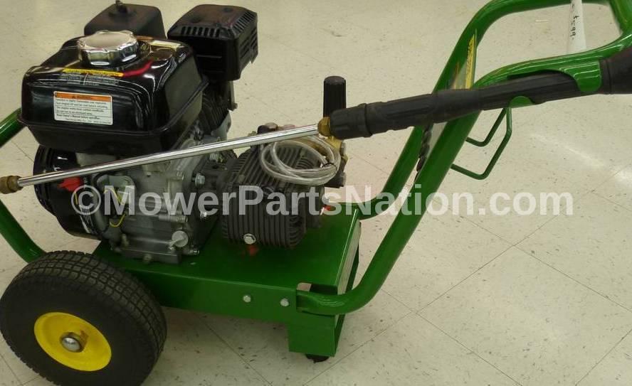 Troy Bilt Lawn Mower Parts >> Replaces John Deere WP-3000-8JHB Pressure Washer Recoil Pull Start - Mower Parts Land
