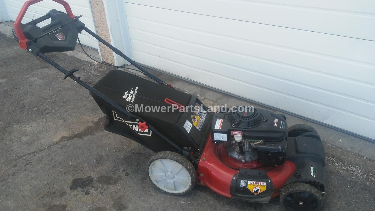 Air Filter For Craftsman Model 247 377300 Lawn Mower