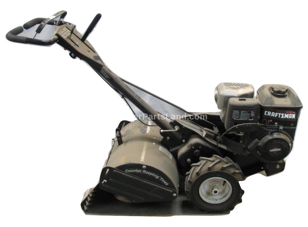Carburetor For Craftsman Model 917.294480 Tiller