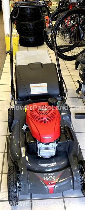 Carburetor For Honda Hrx217k5hyaa Lawn Mower Mower Parts Land