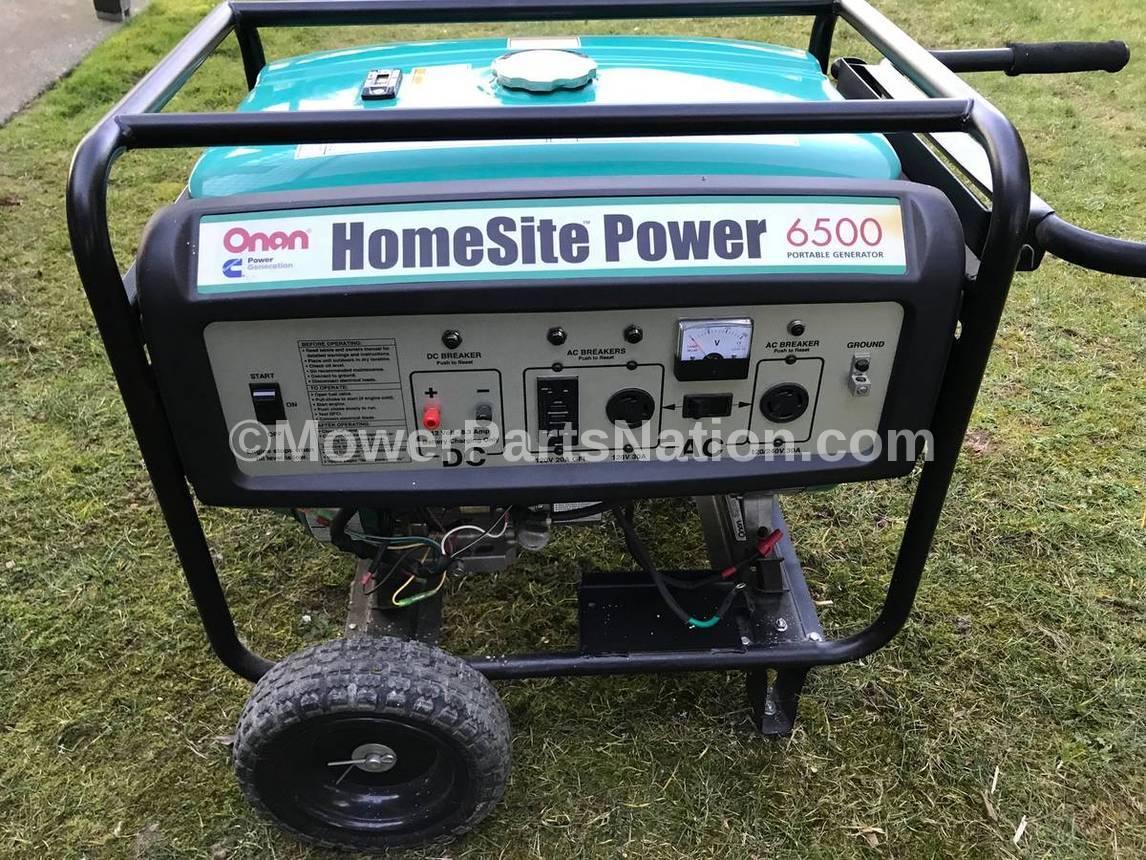 Carburetor For Onan 6500 HomeSite Power 6500 Generator