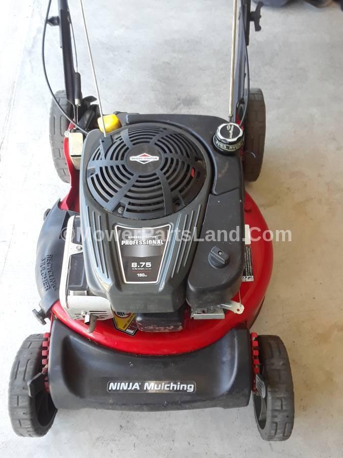 Carburetor For Snapper Ninja Mulching Professional 8.75 Lawn Mower