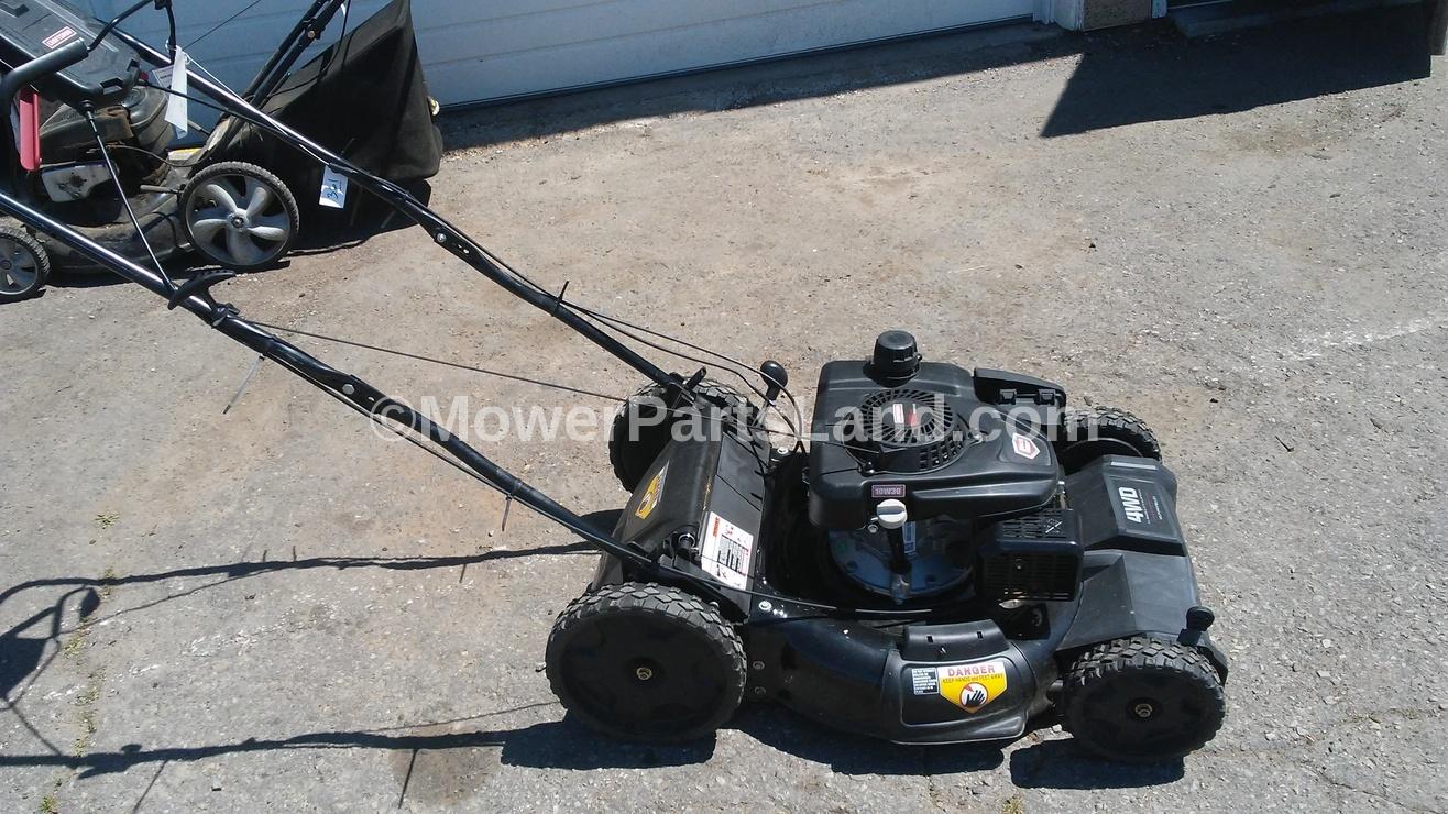 Carburetor For Craftsman Model 247 37955 Lawn Mower
