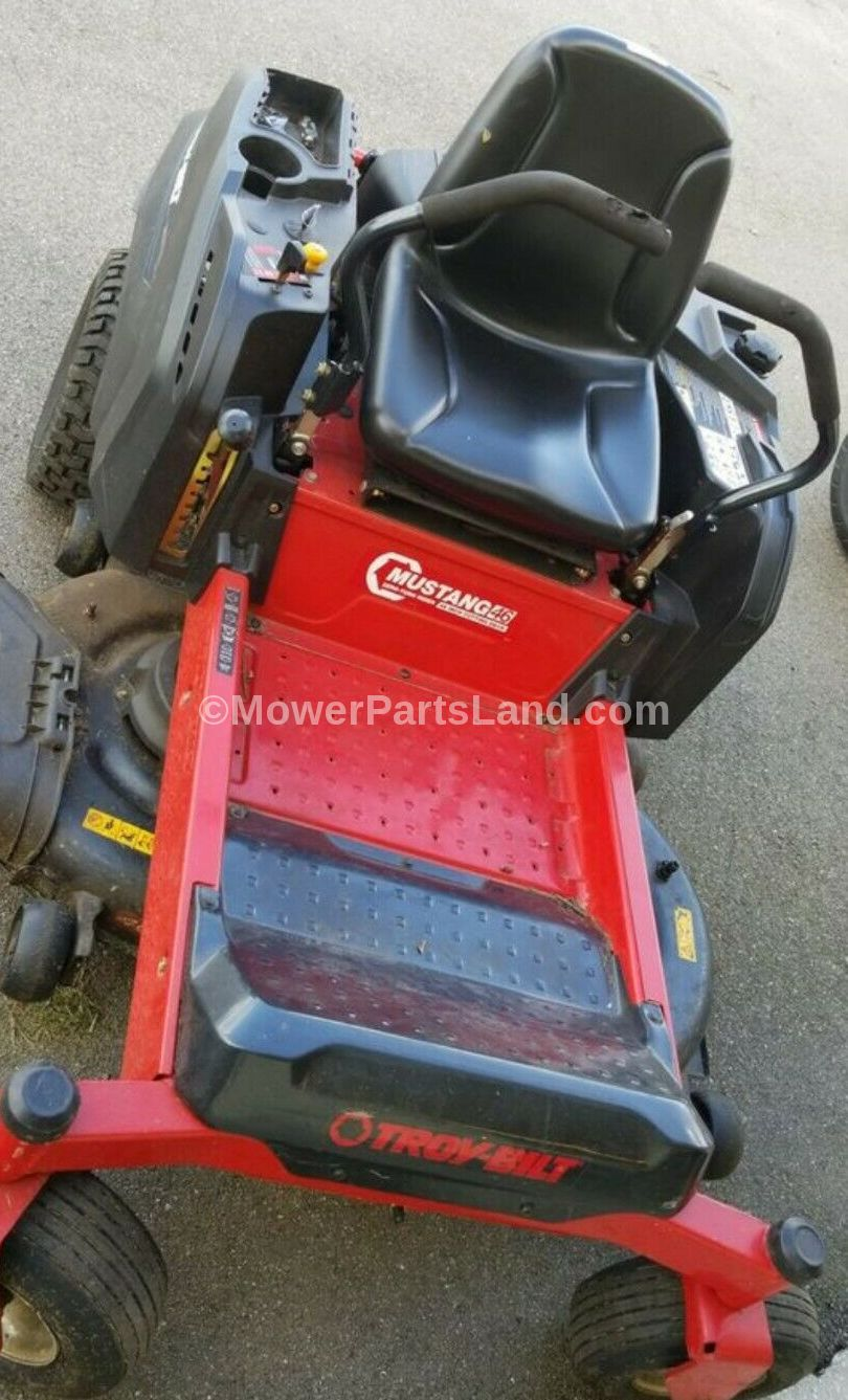 Troy bilt zero turn 46