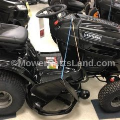 Carburetor For Craftsman Model 960420217 Lawn Tractor