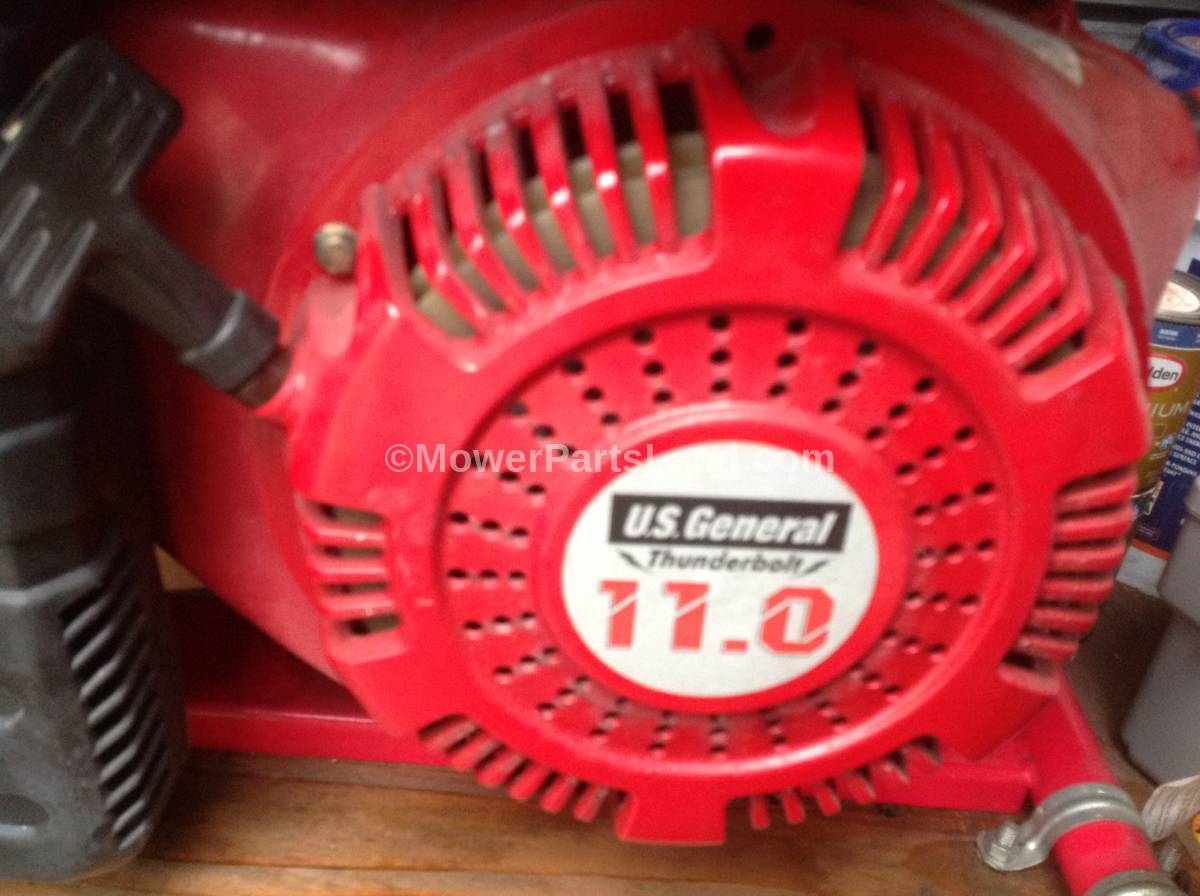 Carburetor /& Gasket US General Thunderbolt Model 3708 11HP 5700 Watts Generator