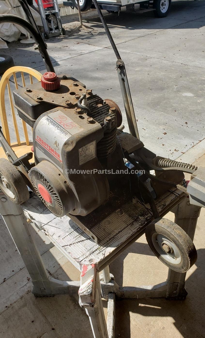 Carburetor For Craftsman/Tecumseh 2.5HP Engine