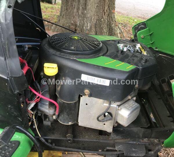 John Deere LA130 Riding Mower Carburetor