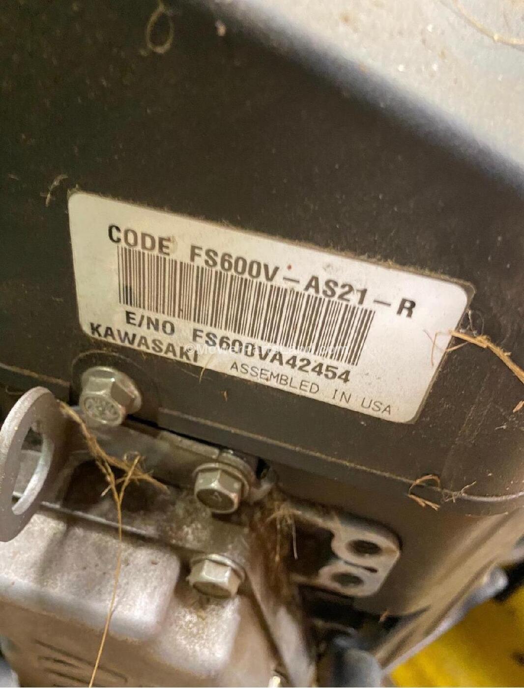 Carburetor For Kawasaki FS600V-AS21 Engine