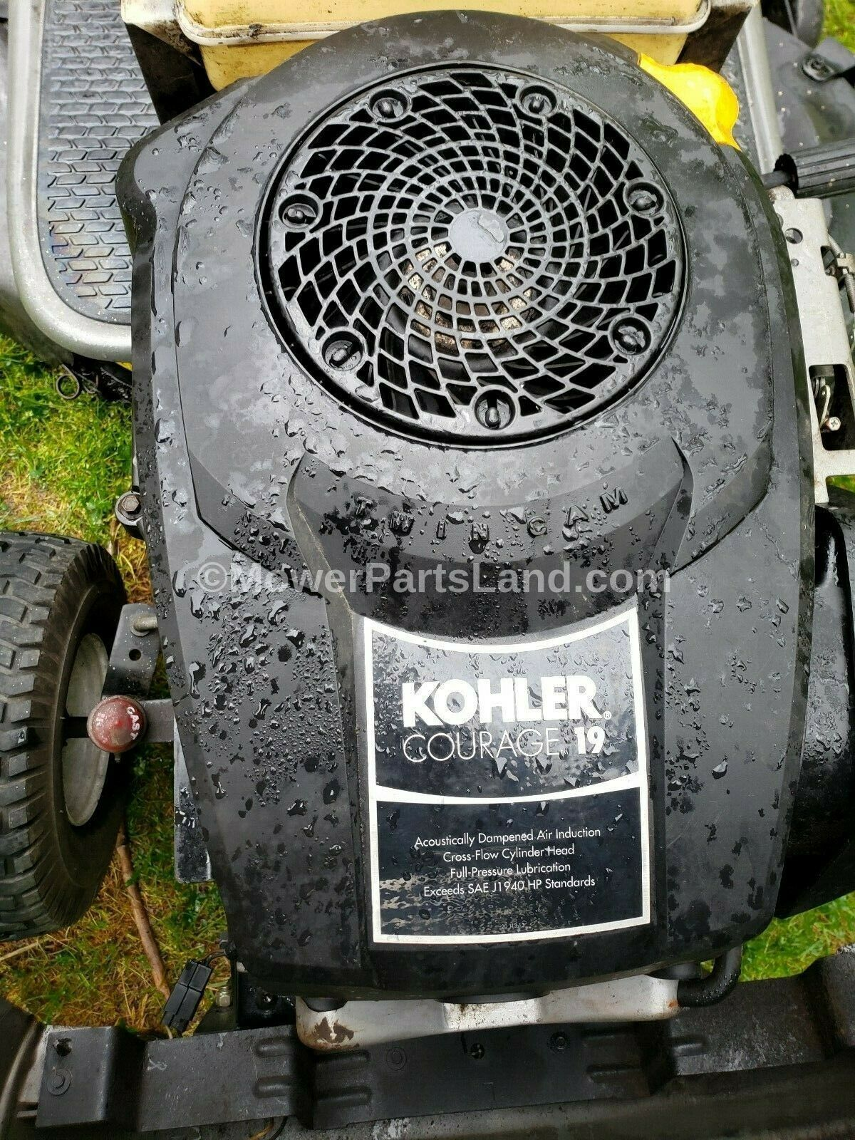 Carburetor For Kohler SV590S-0017 19Hp Engine