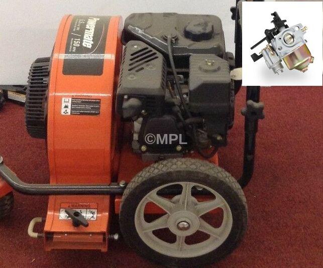 Carburetor For Powermate PWB163150E Blower