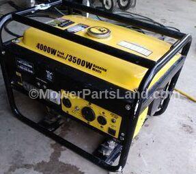 Carburetor for Champion Model C46540 Generator