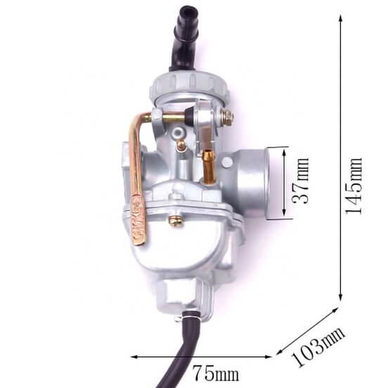 Replaces Honda 16100-GBF-840 Carburetor
