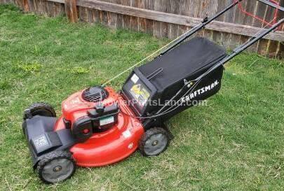 Carburetor For Craftsman M210 Lawn Mower